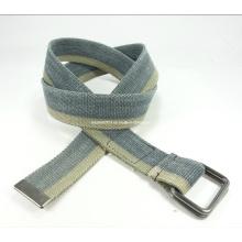 Plain Fashion Canvas Belt (EUBL0106-40)