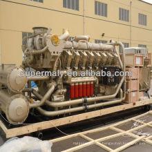 1000kw Erdgasgenerator mit CE ISO Zertifikat Preis