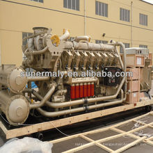 1000kw Générateur de gaz naturel avec certificat CE prix ISO