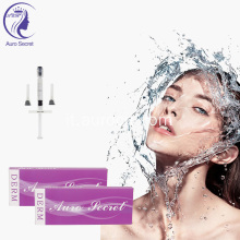 iniezione derm filler anti-rughe ha gel