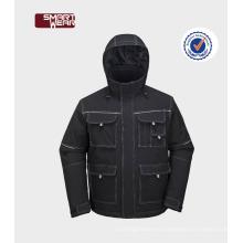 mens oxford TPU menbrance chaquetas de invierno y abrigos de seguridad
