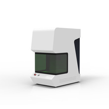 laser marking machine 3d model