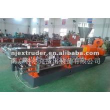 Machine de fabrication de granulés en plastique à double vis SHJ-65