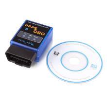 OEM OBD2 Elm327 Bluetooth sans fil Auto voiture Scanner de Diagnostic