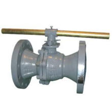 Tuas operasi Floating Ball Valve