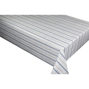 Collection de lin vinylique de nappe