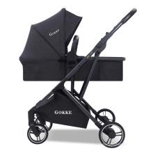 Amazon Top Sale 2019 de boa qualidade para bebês novos carrinhos com assento reverso