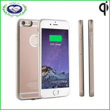 New Wireless Charger Case Qi Receiver for iPhone6s/ iPhone6 Plus