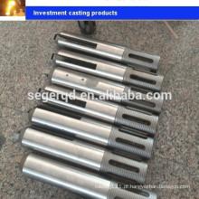 Alta qualidade de fundição SS316 braçadeira de painel de vidro de aço inoxidável
