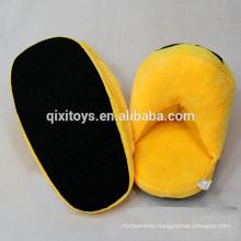 cute cheap plush whatsapp custom winter indoor slipper cute plush bedroom slipper children slipper