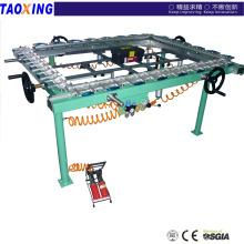 Fabrik-Design und machte für den direkten Verkauf hochpräzise TX-LW1111 Mesh-Stretching-Maschine