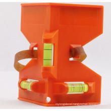 Orange Post Level with 3 Vails (7001009)