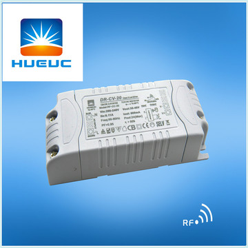 20w plastic wireless dimmable led driver