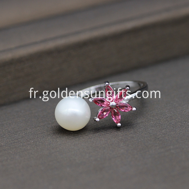 Fashion Pearl Ring