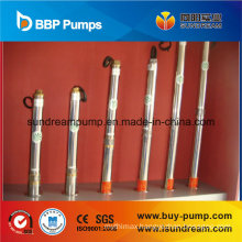 Inch Stainless Steel Submersible Deep Well Pump