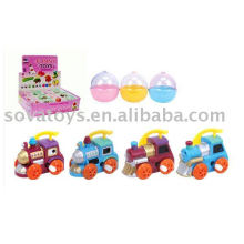 tumbling wind up toy train