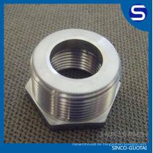 bs3799 geschmiedete Rohrfittings / geschmiedete Stahlrohrfitting / Rohrverbindung asme b16.11
