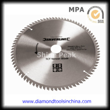 Lower Noise Tct Saw Blade for Soft /Hard Wood