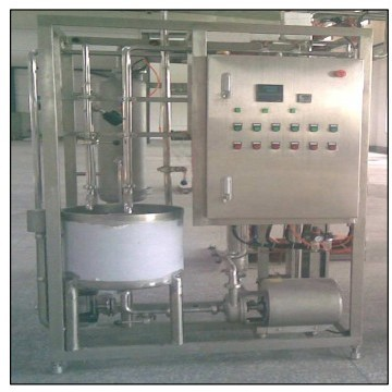 Stainless Steel Automatic Egg Liquid Machinery