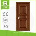 Puerta de melamina interior resistente a los impactos de la fábrica de puertas de China