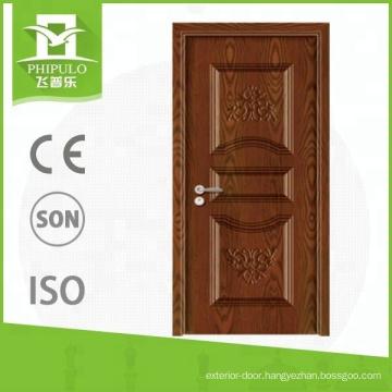 Impact resistant inner melamine door from China door factory