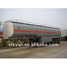 Cisterna de combustible caliente del semirremolque de la venta 60cbm 2015 para la venta