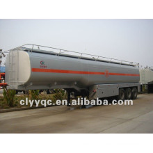 2015 Hot sale 60cbm Semi-trailer Fuel Tanker for sale