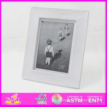 2014 Hot Sale New High Quality (W09A032) En71 Light Classic Fashion Picture Photo Frames, Photo Picture Art Frame, Wooden Gift Home Decortion Frame