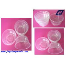 Molde de injeção plástica fina espessura (JZ-P-D-01-024_B)