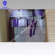 Manufacture Bulk cheap emery board eletric nail file