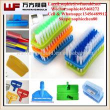 Moule d'injection plastique pour brosse / OEM personnalisé Moule d'injection plastique pour brosse en Chine