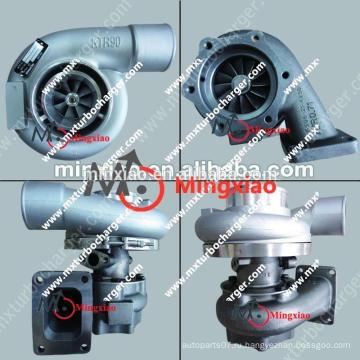 Турбокомпрессор PC400-8 PC450-8 KTR90-332E KTE90-232E SA6D125E 6506-21-5010 6506-21-5020