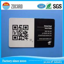 Impressão personalizada RFID Smart Access Control Card com fita magnética