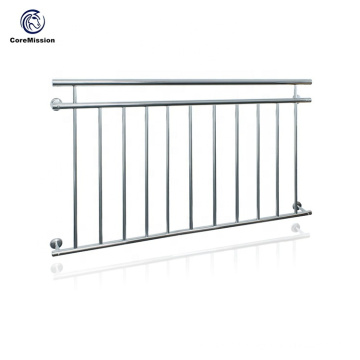 Hot Selling French Stainless Steel Balcony Railing Designs