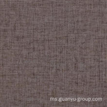 Coklat Brocade Matt Finish porselin lantai jubin