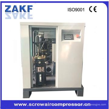 25HP motor speed 2930r / min 8bar screw air compressor kompressor