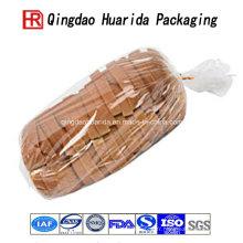 Emballage en plastique de sacs de nourriture de pain de grande clarté