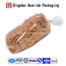 Empacotamento alto dos sacos de plástico do alimento do pão da claridade
