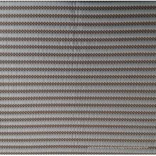 2015 Franjas blancas de la manera con las telas de los huecos
