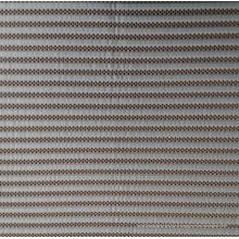 2015 Fashion White Stripes with Hollows Fabrics