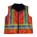High Visibility Safety Body Warm Jacket (DPA029)