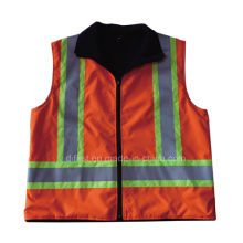 Hohe Sichtbarkeit Sicherheit Karosserie Warmjacke (DPA029)