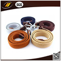 Fabric Woven Braided Elastic Stretch Casual Waist Belt for Unisex