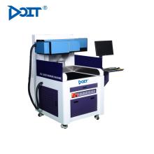 Machine dynamique de gravure de marquage de laser de CO2 du laser DT60-3D 3D pour le cuir
