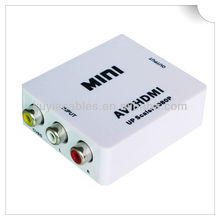 Mini AV To HDMI Converter Box