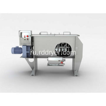 Fertilizer mixing machine WLDH Series Horizontal Ribbon Mixer
