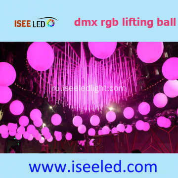 Full Color Led Metoer Tube Light Dmx