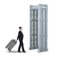 Détecteur de métaux portatif en gros de porte