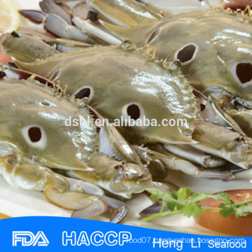 Frozen seafood whole crab