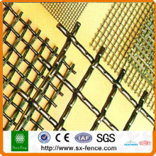 CE&ISO crimped wire mesh (Used in coal mine construction)